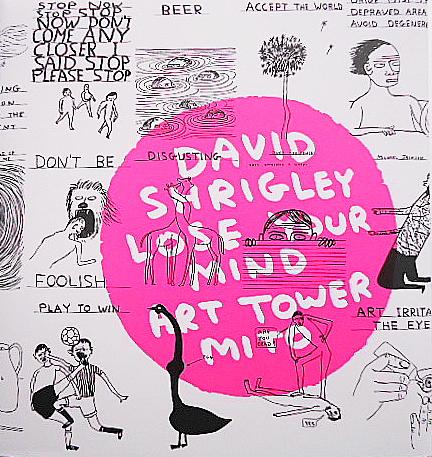 David Shrigley: Lose Your Mind