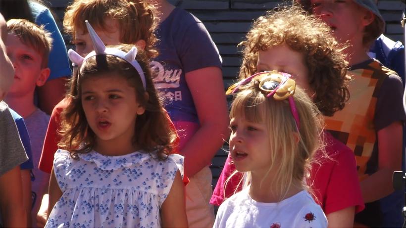 Raising the Flag - Week 2: Hotspur School