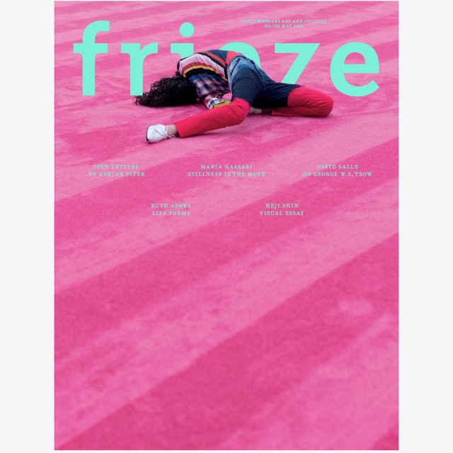 Frieze - Issue 195 - May 2018