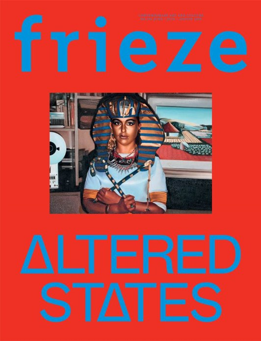 Frieze - Issue 196 - June/July/August 2018
