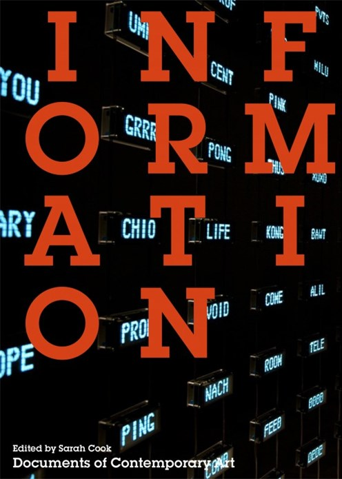 Information (Documents of Contemporary Art)