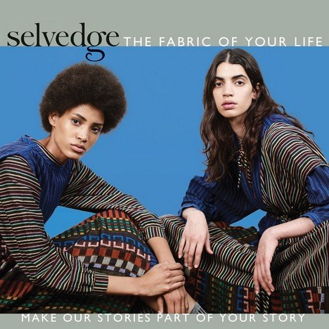 Selvedge - the fabric of your life #84