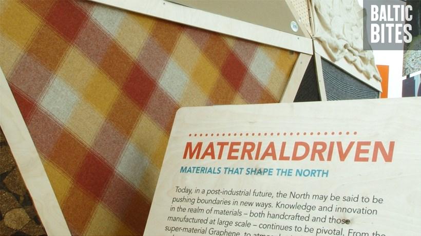 BALTIC Bites: Idea of North   MaterialDriven
