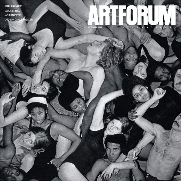 Artforum International - Vol. 57, No. 1 - September 2018