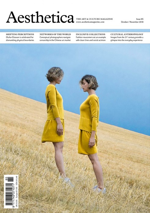 Aesthetica: The Art and Culture Magazine - Issue 85 - October/November 2018