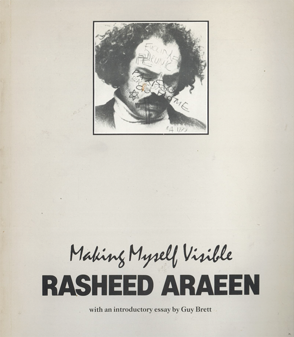 Rasheed Araeen: Making myself visible