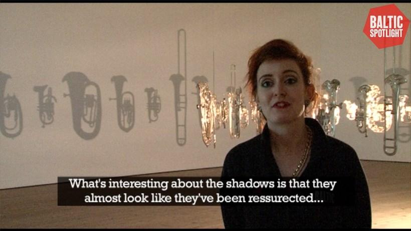 BALTIC Spotlight: Cornelia Parker (subtitled)