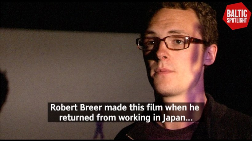 BALTIC Spotlight: Robert Breer (subtitled)