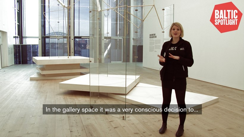BALTIC Spotlight: Sara Barker and Ryder Architecture (subtitled)