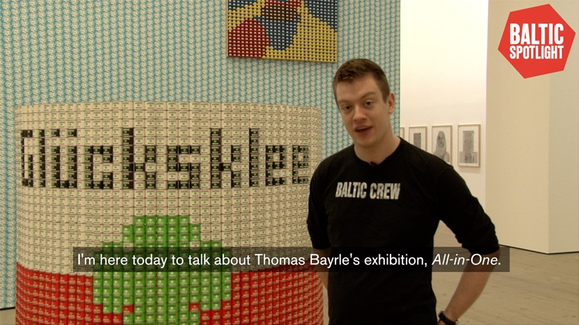 BALTIC Spotlight: Thomas Bayrle (subtitled)