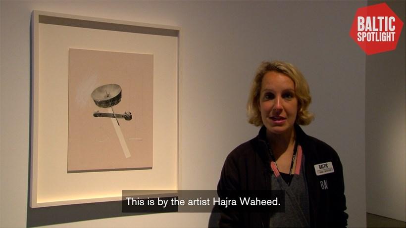BALTIC Spotlight: Hajra Waheed (subtitled)