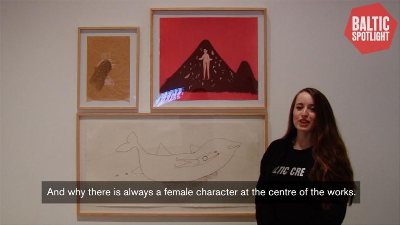 BALTIC Spotlight: Jumana Emil Abboud (subtitled)