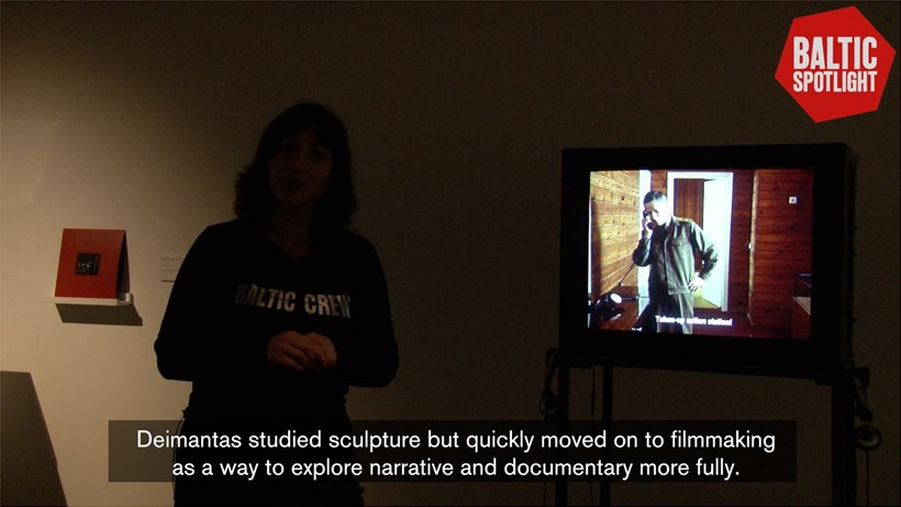 BALTIC Spotlight: Deimantas Narkevičius (subtitled)