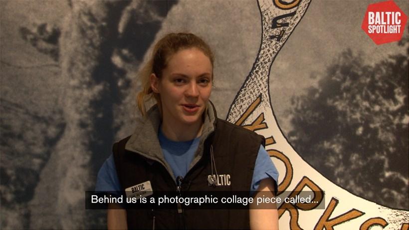 BALTIC Spotlight: Jasmina Cibic (subtitled)