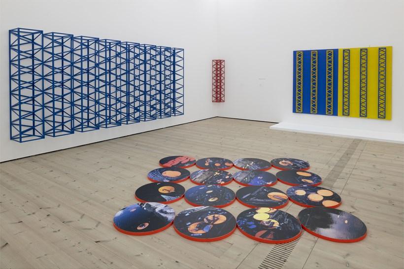 Rasheed Araeen: A Retrospective: Installation view (01)
