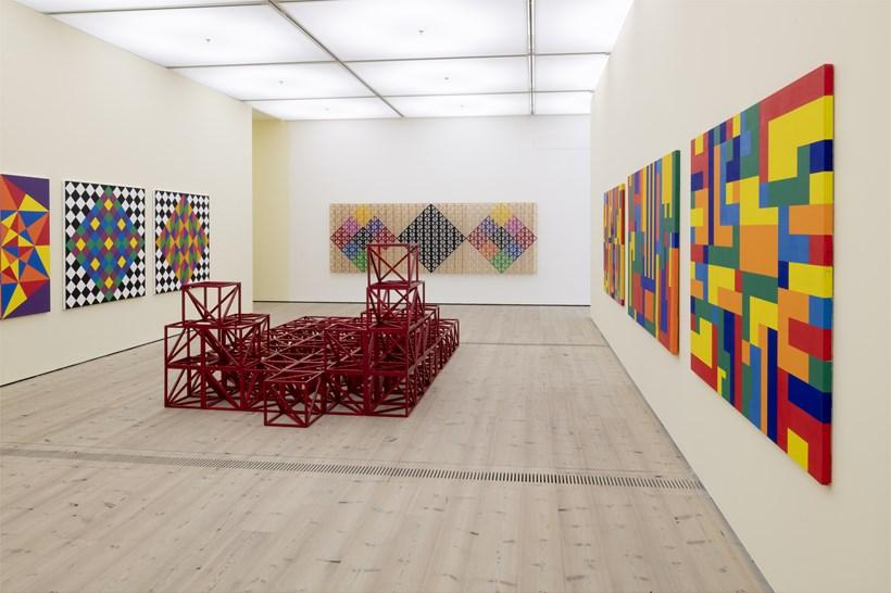 Rasheed Araeen: A Retrospective: Installation view (04)