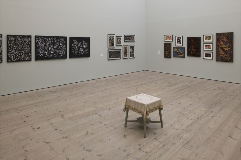 Rasheed Araeen: A Retrospective: Installation view (05)