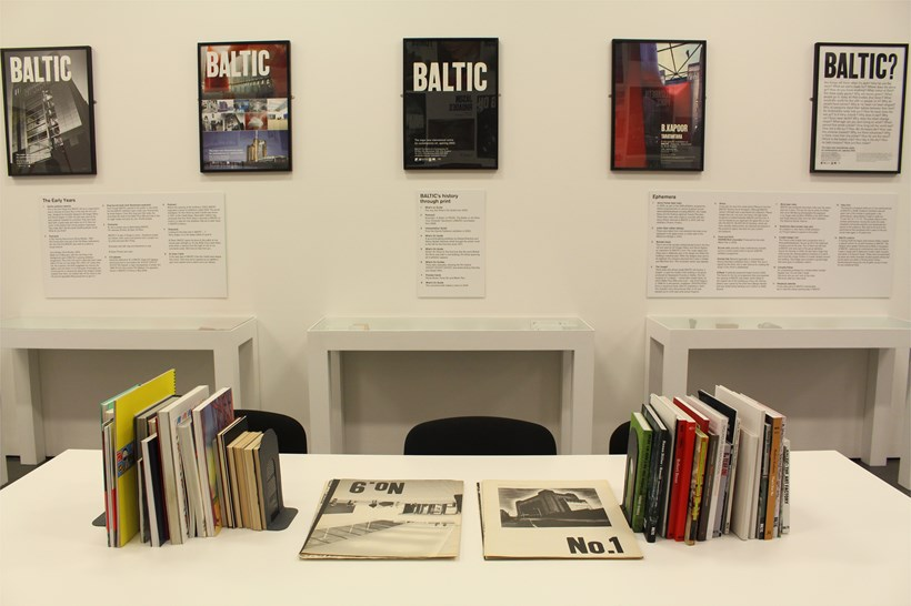BALTIC Then & Now: Installation view (04)