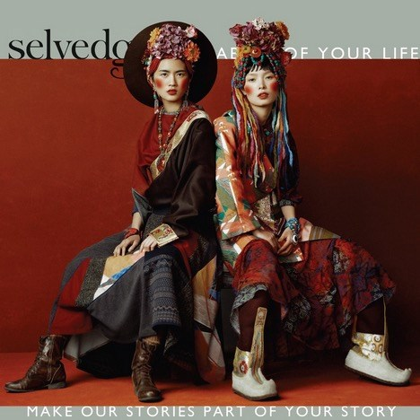 Selvedge - the fabric of your life #85