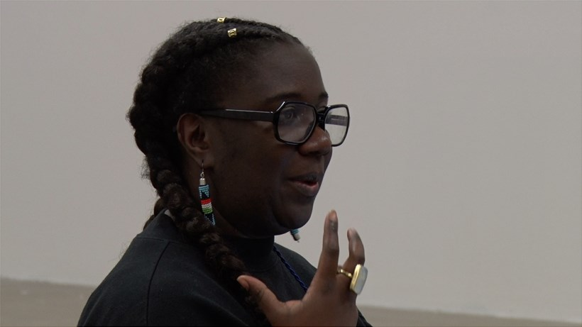 BxNU Symposium: In Need of Education: Part 7 - Barby Asante