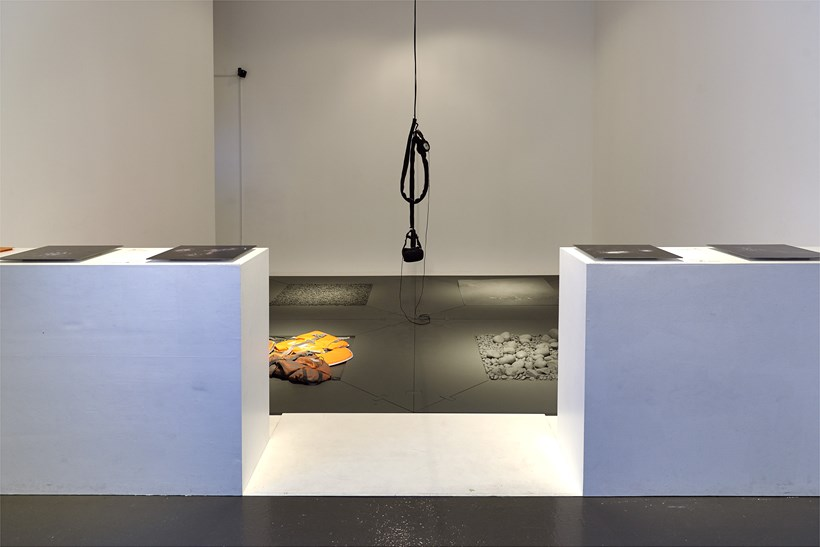 Disappearance at Sea - Mare Nostrum: Installation View (10)