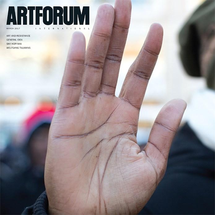 Artforum International - Vol. 55, No. 7 - March 2017