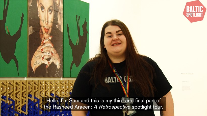 BALTIC Spotlight: Rasheed Araeen: Part 3 (subtitled)
