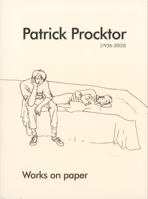 Patrick Procktor: Works on Paper