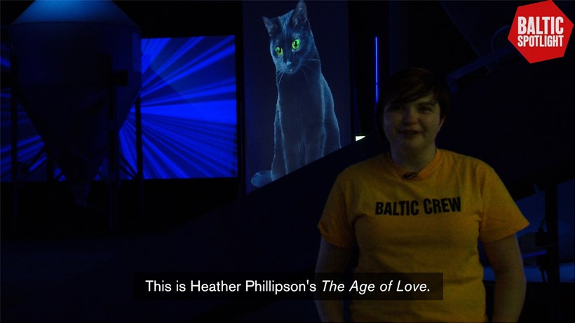 BALTIC Spotlight: Heather Phillipson (subtitled)
