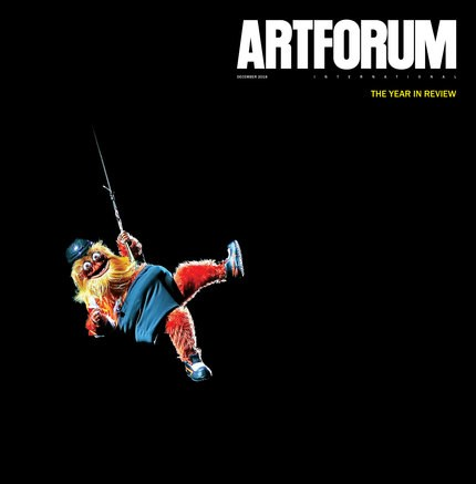 Artforum International - Vol. 57, No. 4 - December 2018