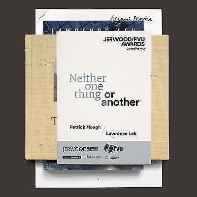 Jerwood/FVU Awards: Patrick Hough / Lawrence Lek: Neither one thing or another