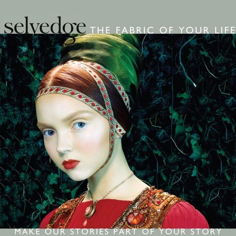 Selvedge - the fabric of your life #86