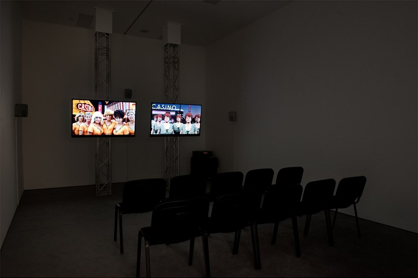 Digital Citizen – The Precarious Subject: Installation View (01)