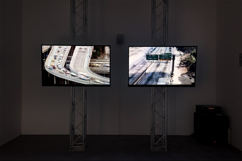 Digital Citizen – The Precarious Subject: Installation View (02)