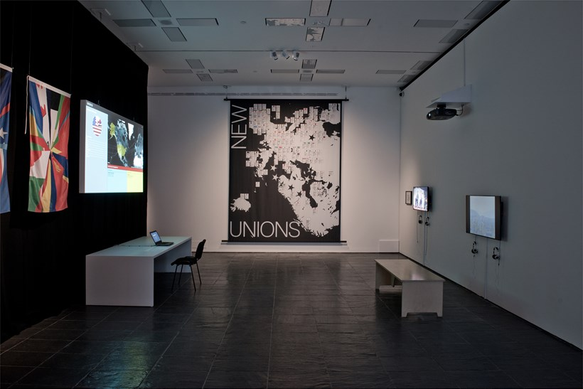 Digital Citizen – The Precarious Subject: Installation View (08)