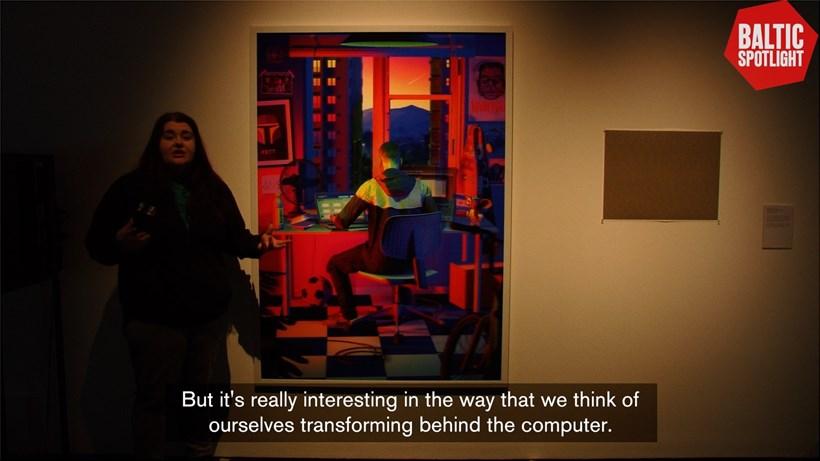BALTIC Spotlight: Digital Citizen – The Precarious Subject (subtitled)