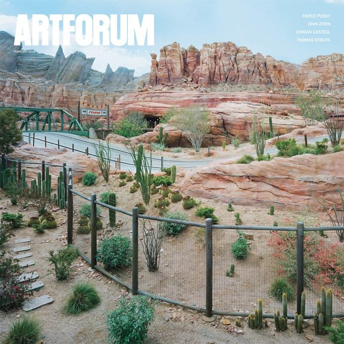 Artforum International - Vol. 57, No. 6 - February 2019