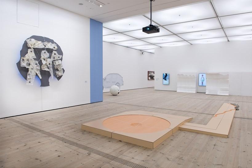 BALTIC Artists' Award: Kang Jungsuck - Installation View (01)