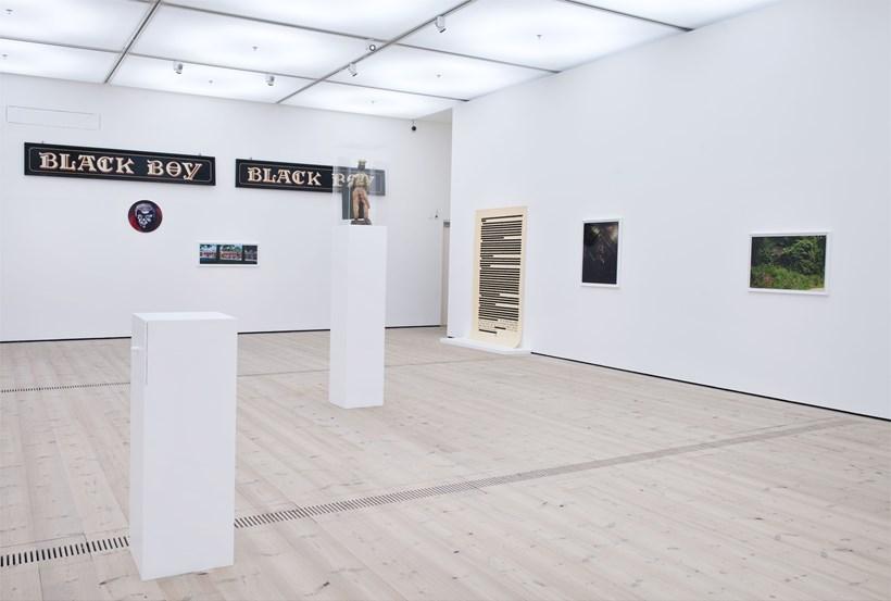 BALTIC Artists' Award: Ingrid Pollard - Installation View (01)
