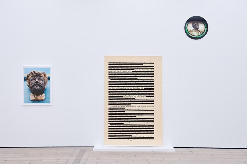 BALTIC Artists' Award: Ingrid Pollard - Installation View (06)