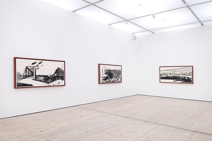 BALTIC Artists' Award: Aaron Hughes - Installation View (01)