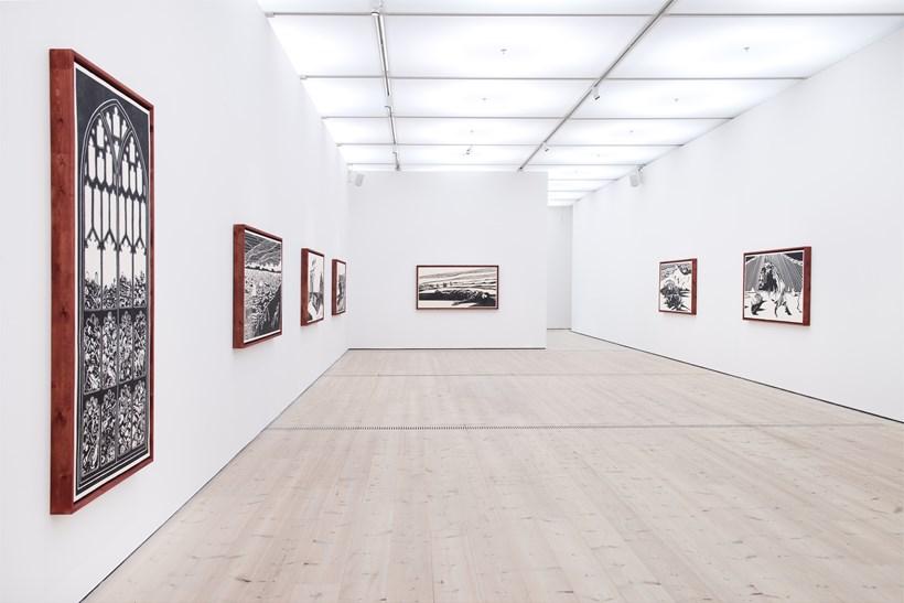 BALTIC Artists' Award: Aaron Hughes - Installation View (03)