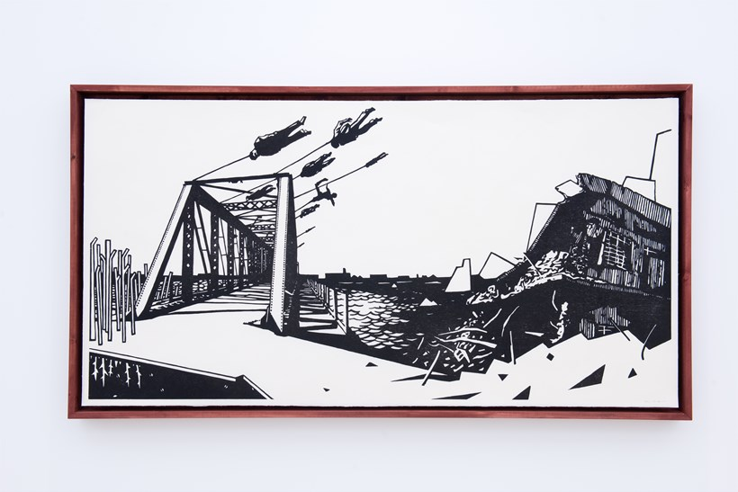 BALTIC Artists' Award: Aaron Hughes - Installation View (06)