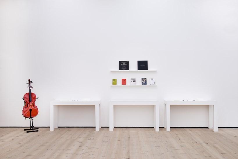 BALTIC Artists' Award: Aaron Hughes - Installation View (08)