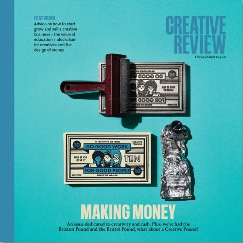 Creative Review - February/March 2019