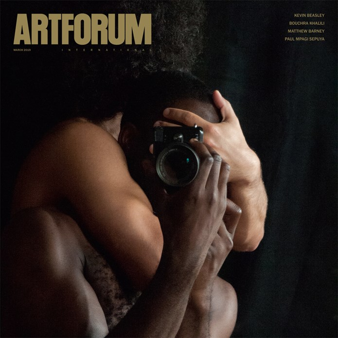 Artforum International - Vol. 57, No. 7 - March 2019