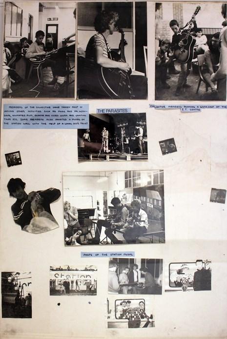 Gateshead Music Collective: Documentation Image (01)