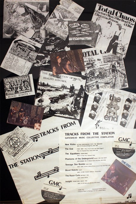 Gateshead Music Collective: Documentation Image (02)