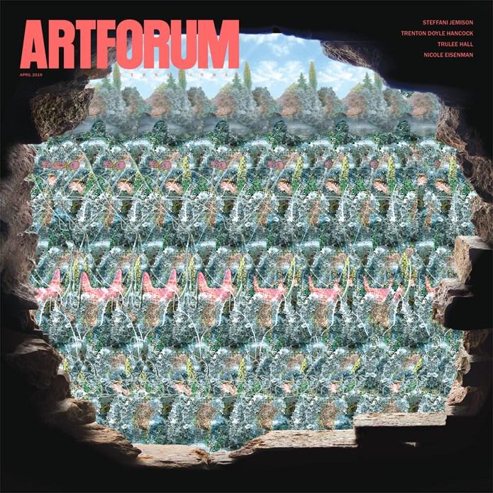 Artforum International - Vol. 57, No. 8 - April 2019