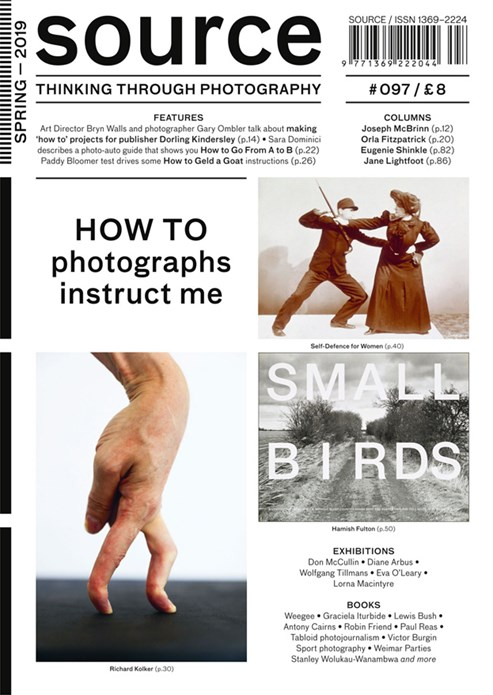 Source: the photographic review - Issue 97 - Spring 2019